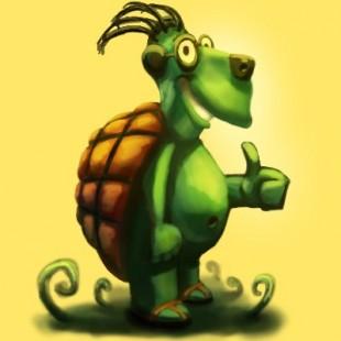 hitchiking turtle - Void lon iXaarii - v12