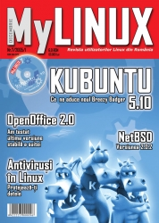 MyLinux - December 2005