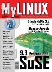MyLinux - July 2005