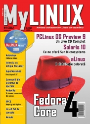 MyLinux - September 2005