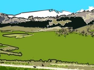 Mountain edges - ver2 -  Void lon iXaarii