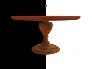 side - round table - Void lon iXaarii
