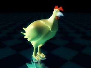 spotlight - chicky - Void lon iXaarii