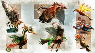 Alien Birds - Void lon iXaarii - v05