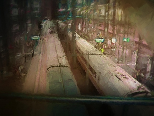 Night Trainzistor - Void lon iXaarii